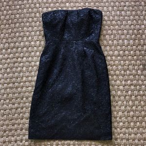 J. Crew Strapless Party Dress size 00